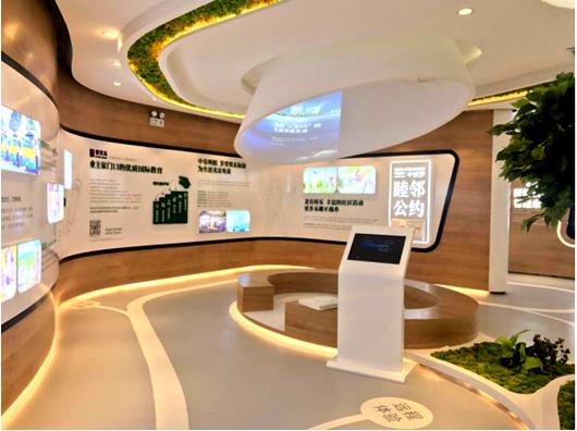碧桂园滨海城体验馆设计方案之展示设计效果图4