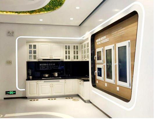 碧桂园滨海城体验馆设计方案之展示设计效果图6