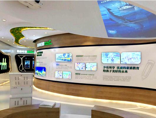 碧桂园滨海城体验馆设计方案之展示设计效果图5