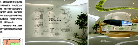 碧桂园滨海城体验馆设计方案之展示设计效果图11
