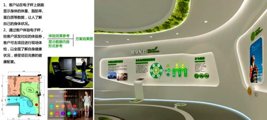 碧桂园滨海城体验馆设计方案之展示设计效果图