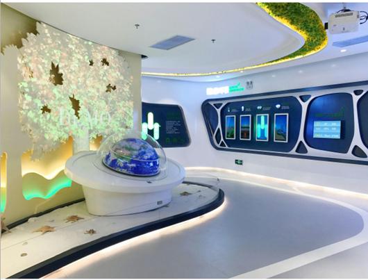 碧桂园滨海城体验馆设计方案之展示设计效果图3