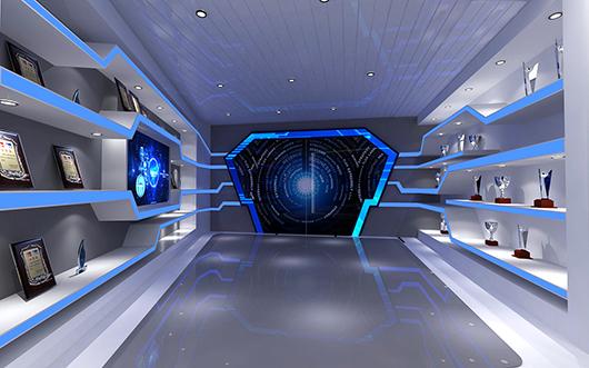 科技展馆设计效果图5