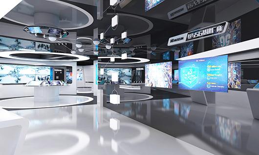 上海展厅设计公司的设计案例展示