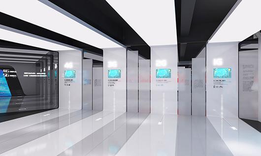 智能科技展厅装修效果图8