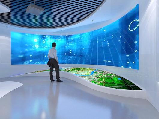 科技展览馆设计图