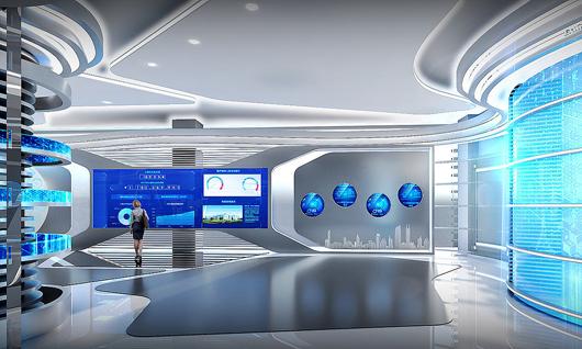 科技展厅展示设计案例