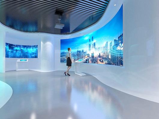 科技展览馆设计图2