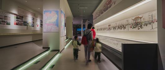 博物馆展厅设计效果图4