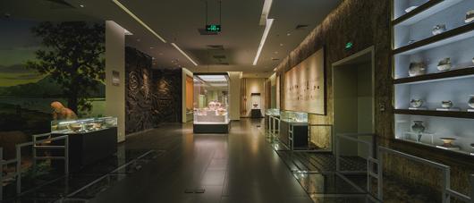 博物馆展厅设计效果图3