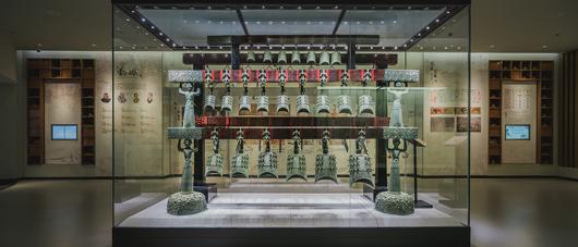 博物馆展厅设计效果图2