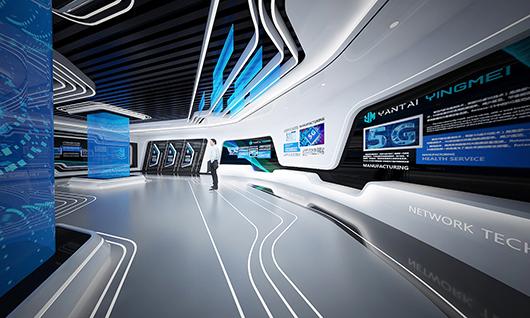 5g展厅设计设计方案