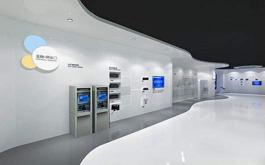 机械展厅设计效果图3