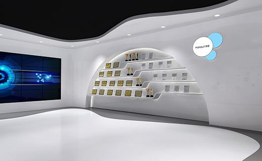 机械展厅设计效果图15