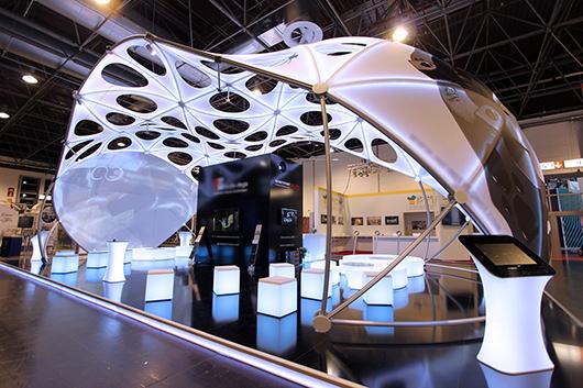 上海特装展台设计搭建公司案例展示