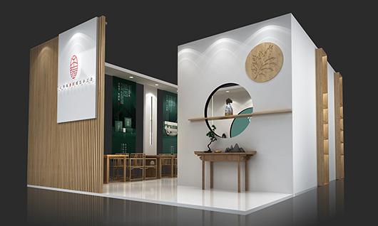 非物质文化遗产展览馆设计方案之展示设计效果图