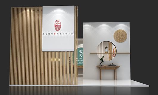 非物质文化遗产展览馆设计方案之展览设计效果图