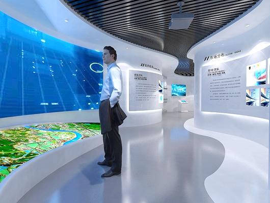 科技展览馆设计图4